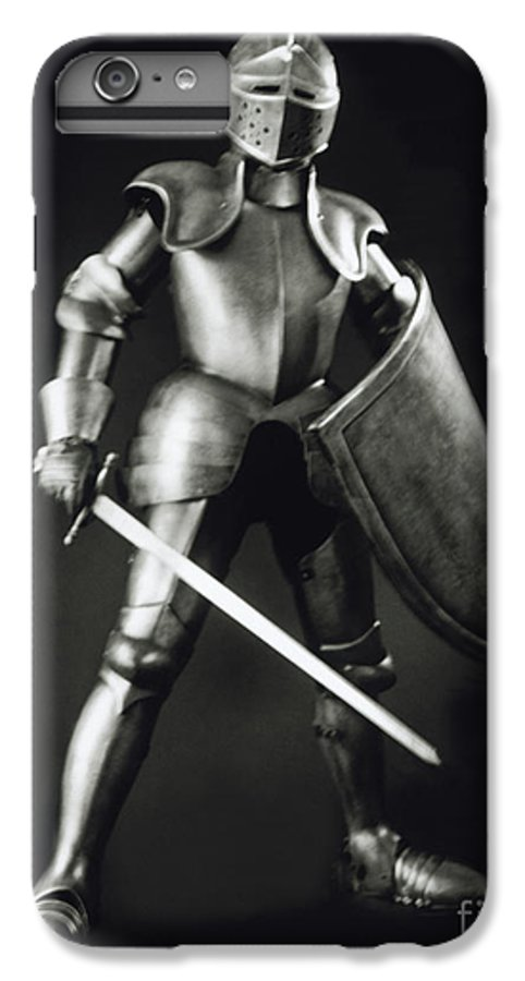 Knight IPhone 6 Plus Case featuring the photograph Knight by Tony Cordoza