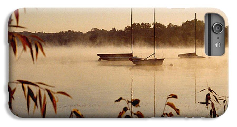 Landscape IPhone 6 Plus Case featuring the photograph Lake Calhoun by Kathy Schumann