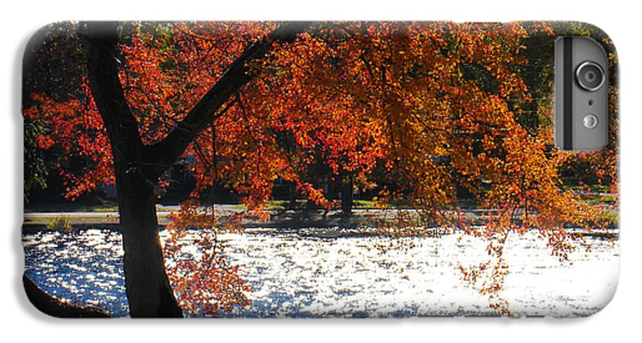 Landscape IPhone 6 Plus Case featuring the photograph Lakewood by Steve Karol
