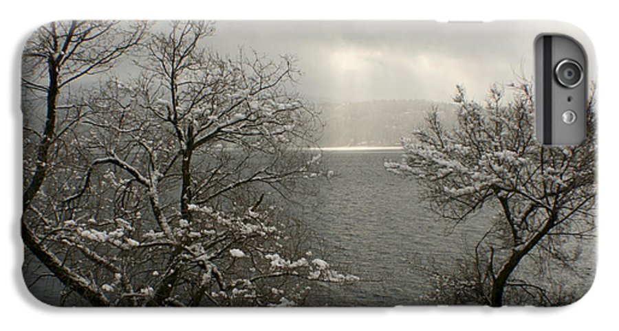 Lake IPhone 6 Plus Case featuring the photograph Luminescence by Idaho Scenic Images Linda Lantzy
