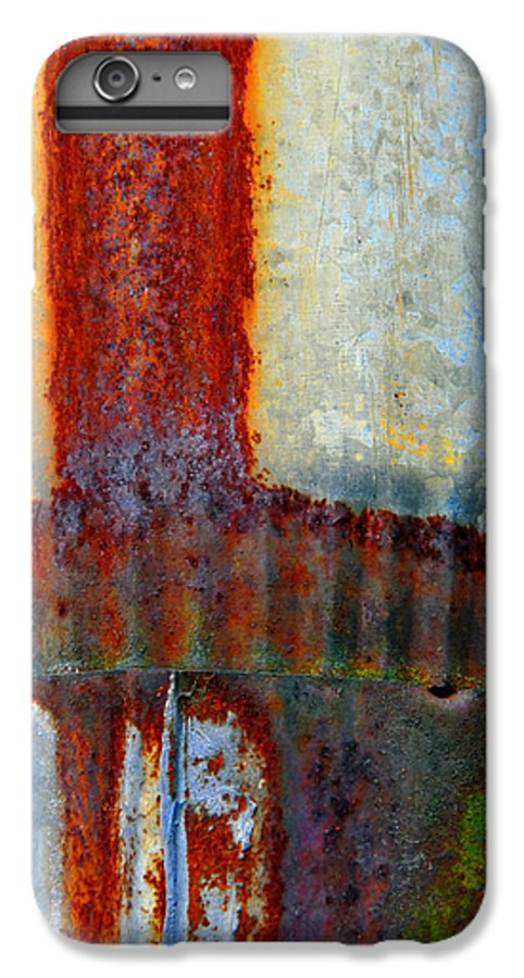 Skip Hunt IPhone 6 Plus Case featuring the photograph Magma by Skip Hunt
