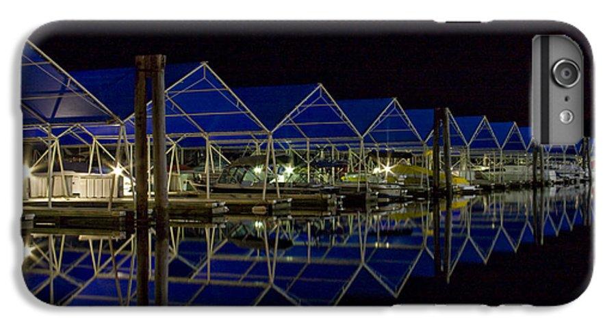 Marina IPhone 6 Plus Case featuring the photograph Marina Reflected by Idaho Scenic Images Linda Lantzy