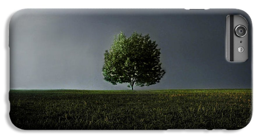 Blue IPhone 6 Plus Case featuring the photograph Maybe This Year Will Be Better Than The Last by Dana DiPasquale