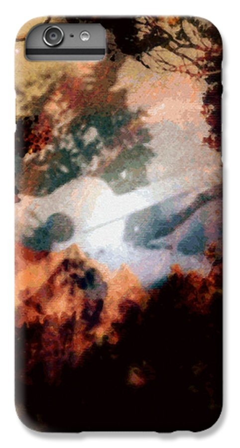 Tropical Interior Design IPhone 6 Plus Case featuring the photograph Mele Ho Oipoipo by Kenneth Grzesik