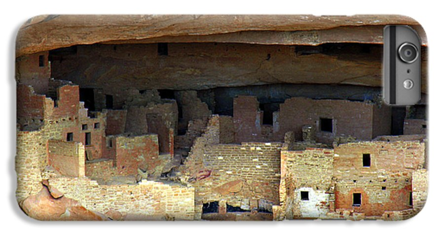 Americana IPhone 6 Plus Case featuring the photograph Mesa Verde by Marilyn Hunt