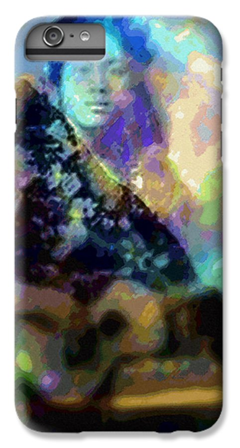 Tropical Interior Design IPhone 6 Plus Case featuring the photograph Moe Uhane Haili Moe by Kenneth Grzesik