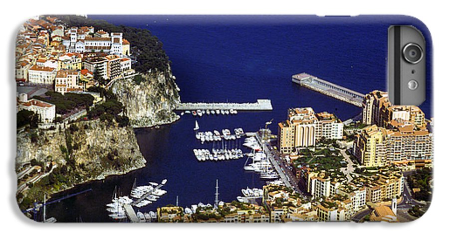 Rich IPhone 6 Plus Case featuring the photograph Monaco On The Mediterranean by Carl Purcell