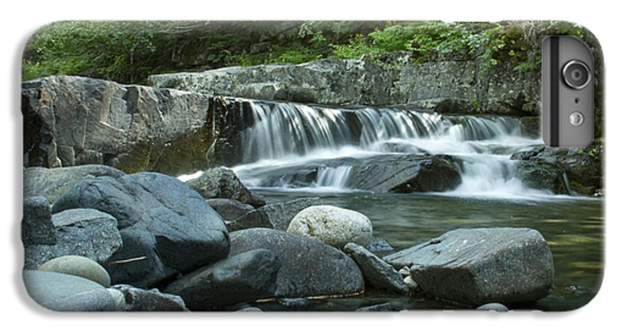 Stream IPhone 6 Plus Case featuring the photograph Mountain Stream by Idaho Scenic Images Linda Lantzy