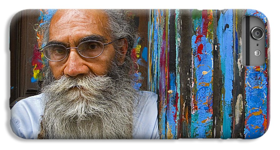 Architecture IPhone 6 Plus Case featuring the photograph Orizaba Painter by Skip Hunt