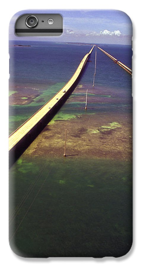 U.s. 1 IPhone 6 Plus Case featuring the photograph Overseas Highway by Carl Purcell