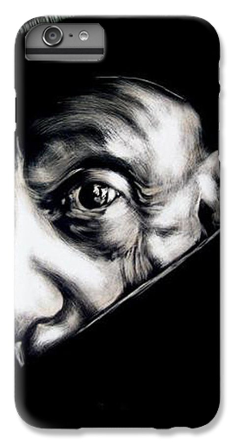 IPhone 6 Plus Case featuring the mixed media Pablo by Chester Elmore