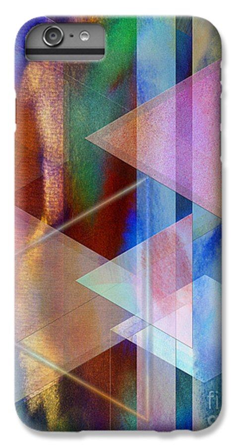 Pastoral Midnight IPhone 6 Plus Case featuring the digital art Pastoral Midnight by John Beck