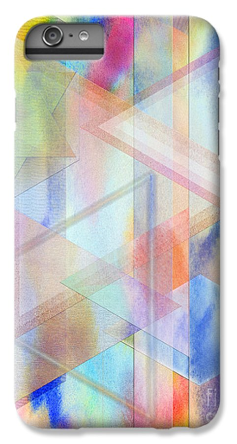 Pastoral Moment IPhone 6 Plus Case featuring the digital art Pastoral Moment by John Beck