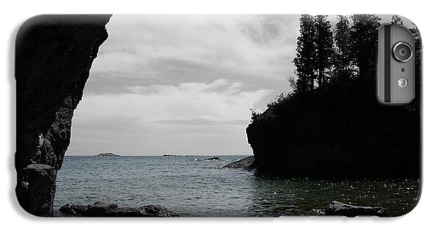Water IPhone 6 Plus Case featuring the photograph Peaceful Waters by Dylan Punke