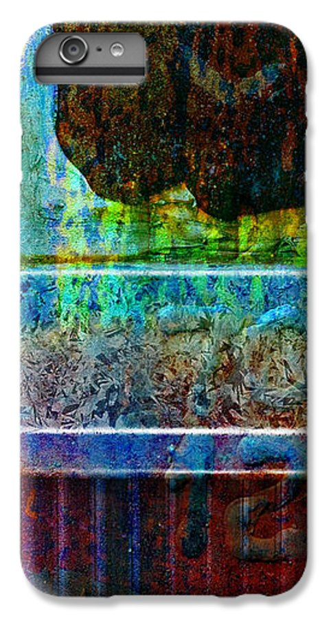 Pi IPhone 6 Plus Case featuring the photograph piNsky by Skip Hunt