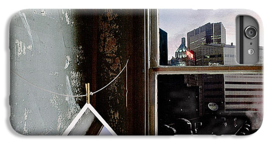 Window IPhone 6 Plus Case featuring the photograph Pre-visualization by Peter J Sucy