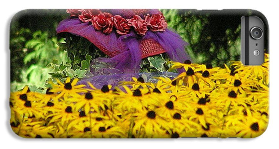 Red Hat IPhone 6 Plus Case featuring the photograph Red Hat Parade by Louise Magno