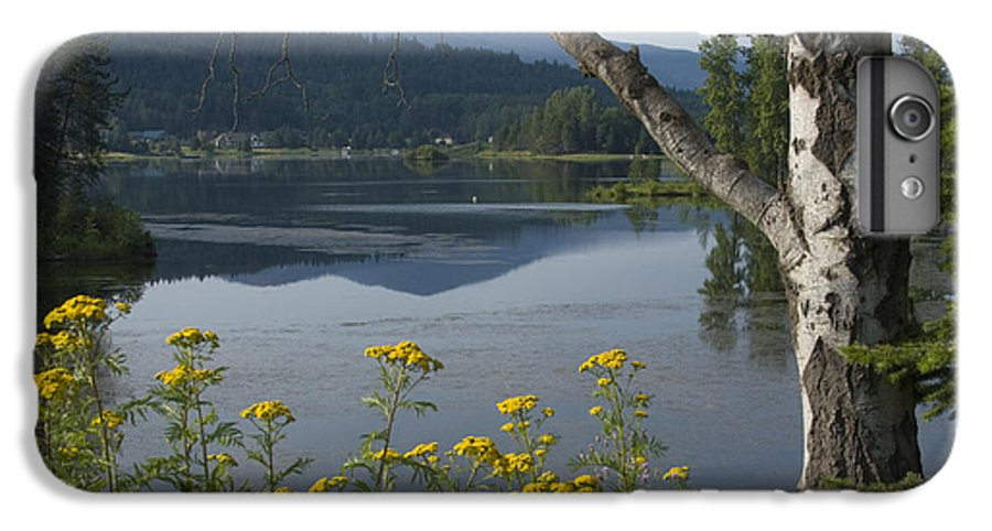 Landscape IPhone 6 Plus Case featuring the photograph Reflections Of Summer by Idaho Scenic Images Linda Lantzy