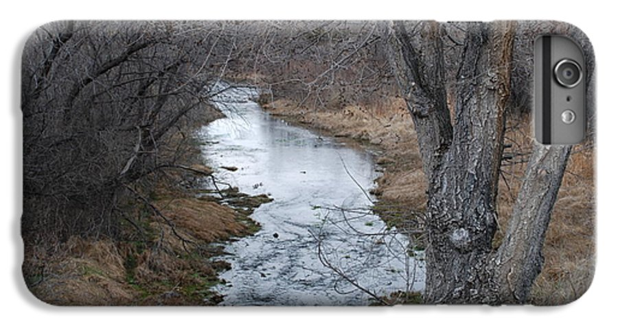 Santa Fe IPhone 6 Plus Case featuring the photograph Santa Fe River by Rob Hans