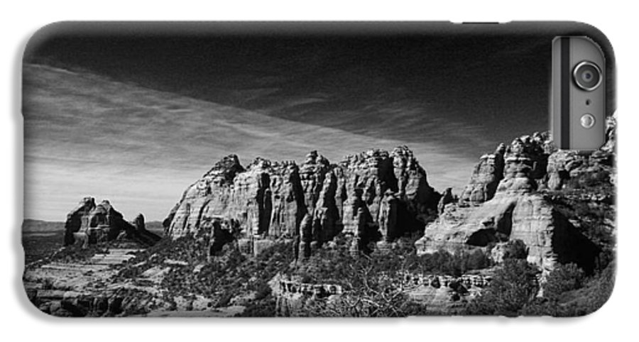 Sedona IPhone 6 Plus Case featuring the photograph Sedona Reversed by Randy Oberg