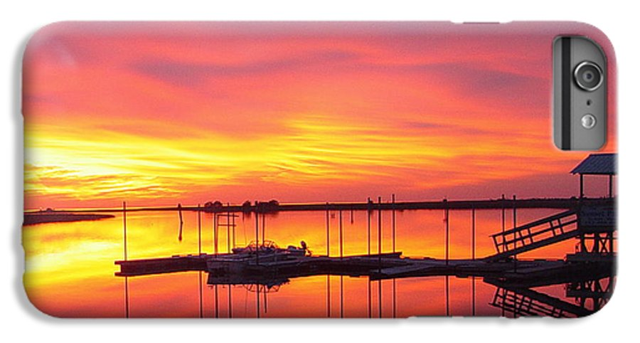 Sunsets IPhone 6 Plus Case featuring the photograph Seeing Is Believing by Debbie May