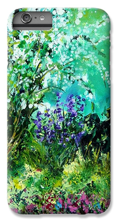 Tree IPhone 6 Plus Case featuring the painting Seringa by Pol Ledent