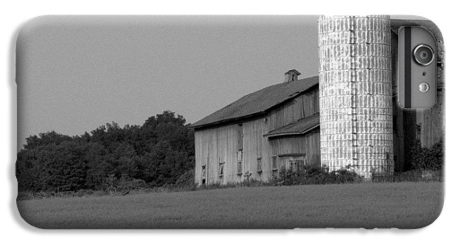 Barn IPhone 6 Plus Case featuring the photograph Still Here by Rhonda Barrett