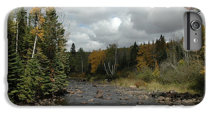 Nature IPhone 6 Plus Case featuring the photograph Stream At Tettegouche State Park by Kathy Schumann