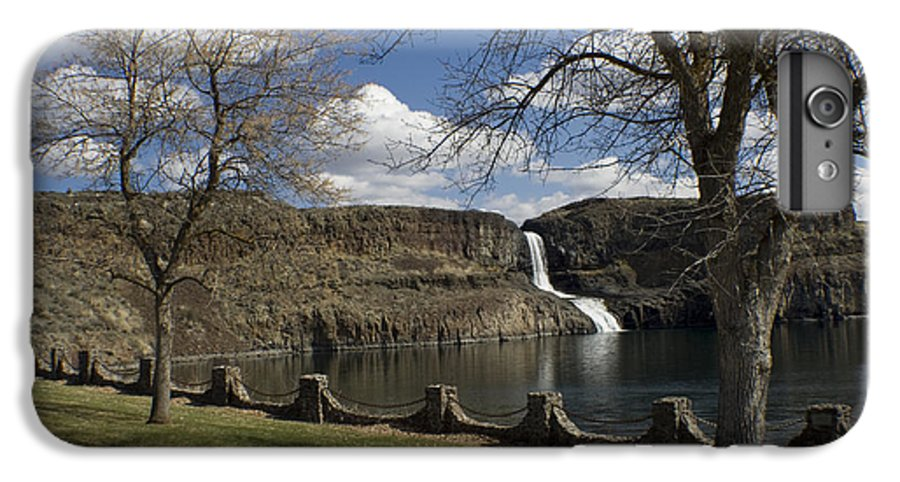 Summer IPhone 6 Plus Case featuring the photograph Summer Falls by Idaho Scenic Images Linda Lantzy
