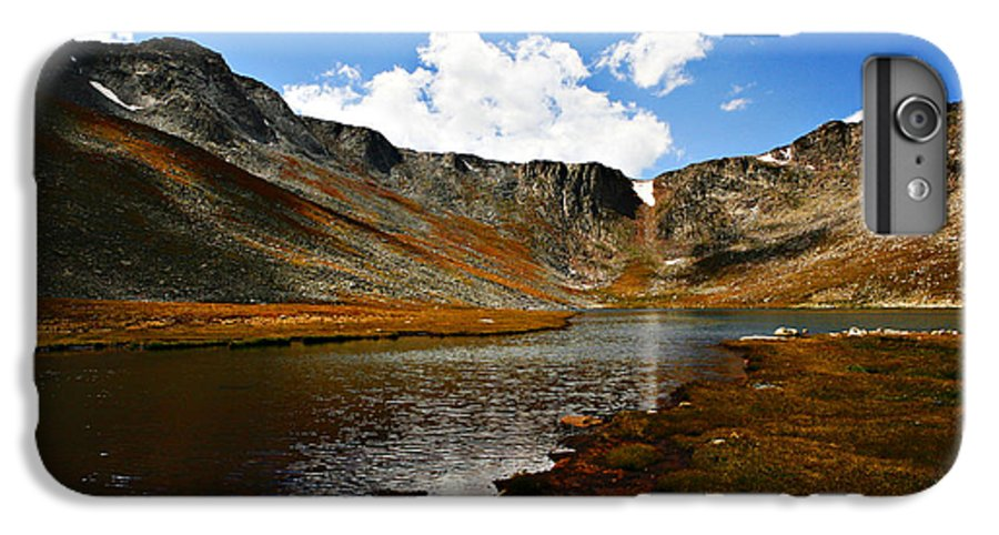 Travel IPhone 6 Plus Case featuring the photograph Summit Lake Colorado by Marilyn Hunt