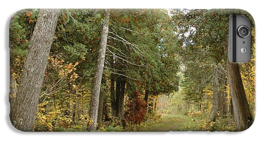 Landscape IPhone 6 Plus Case featuring the photograph Tettegouche State Park by Kathy Schumann