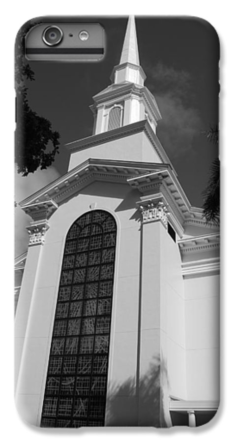 Architecture IPhone 6 Plus Case featuring the photograph Thats Church by Rob Hans