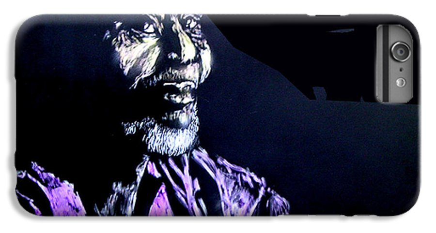 IPhone 6 Plus Case featuring the mixed media The Elder by Chester Elmore