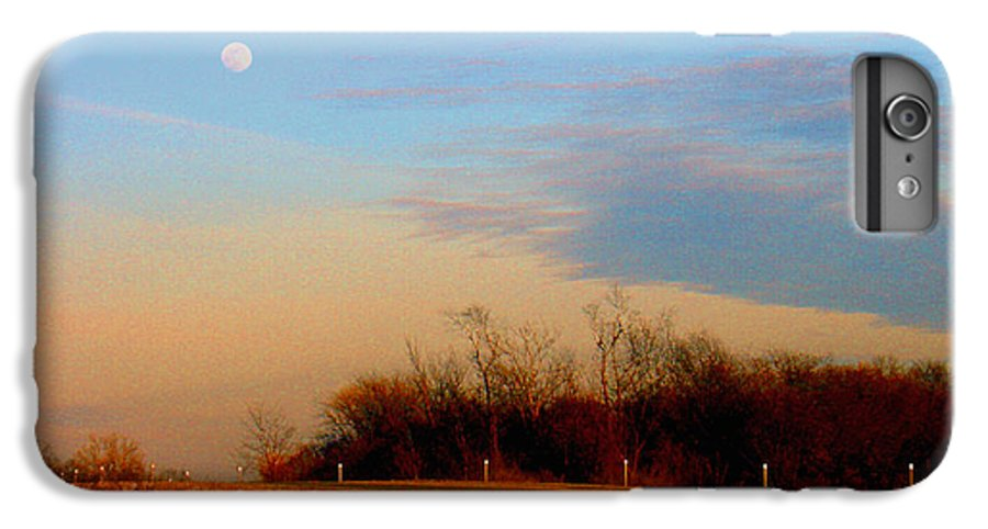 Landscape IPhone 6 Plus Case featuring the photograph The On Ramp by Steve Karol