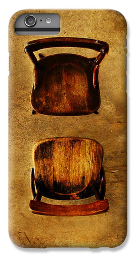 Dipasquale IPhone 6 Plus Case featuring the photograph The Space Between You And Me by Dana DiPasquale