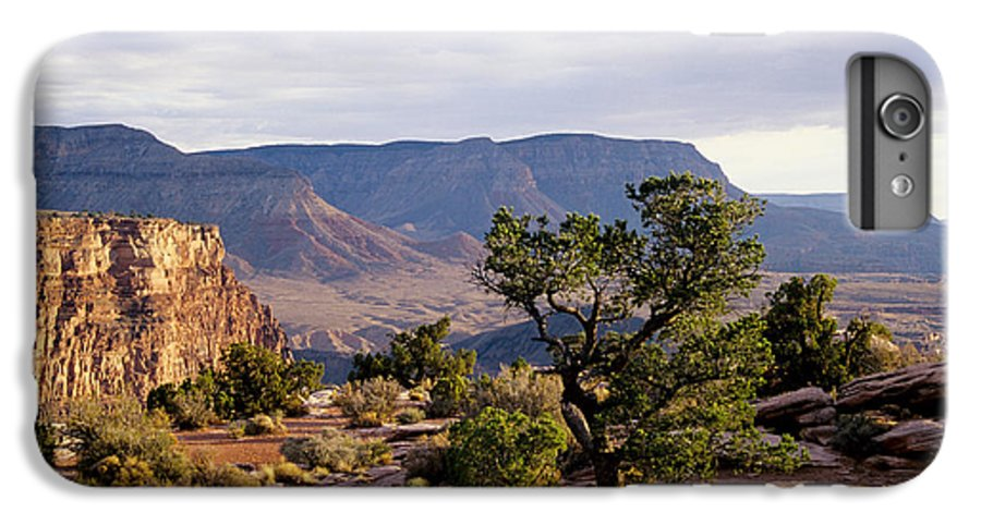 Arizona IPhone 6 Plus Case featuring the photograph Toroweap by Kathy McClure