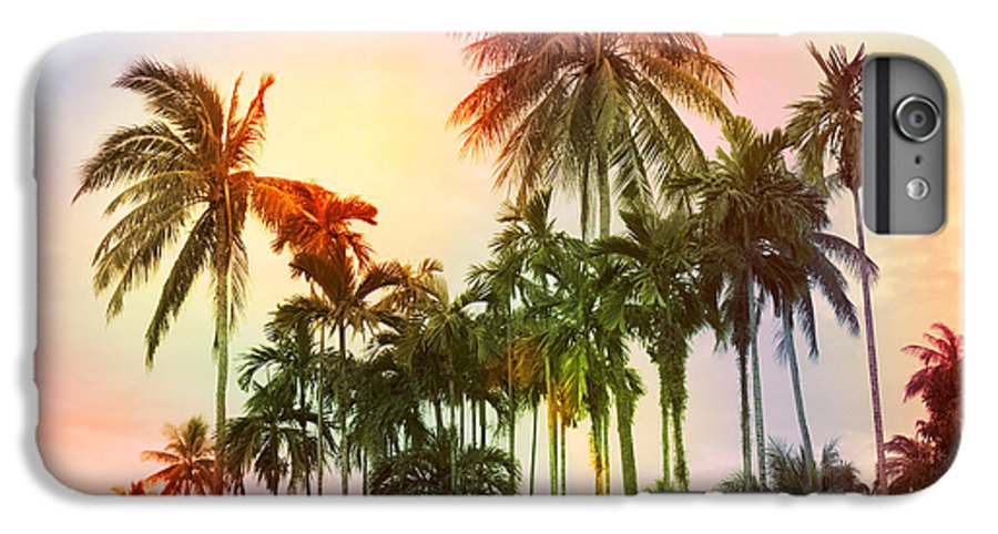 Tropical IPhone 6 Plus Case featuring the photograph Tropical 11 by Mark Ashkenazi