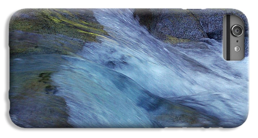 Nature IPhone 6 Plus Case featuring the photograph Tropical Flowing Waters by Kerryn Madsen- Pietsch