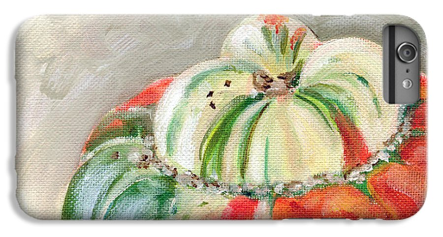 Still-life IPhone 6 Plus Case featuring the painting Turks Turban by Sarah Lynch