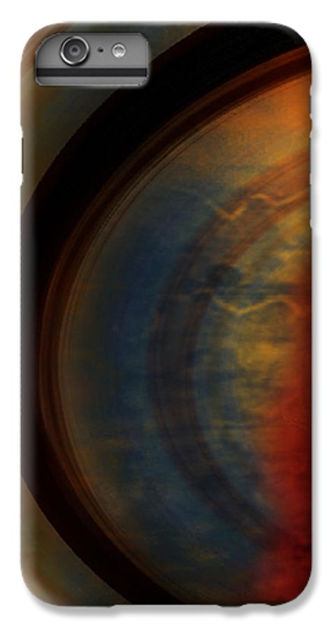 Tuscan IPhone 6 Plus Case featuring the painting Tuscan by Jill English