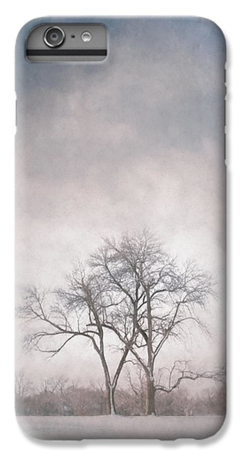 Scott Norris Photography IPhone 6 Plus Case featuring the photograph Two Trees by Scott Norris
