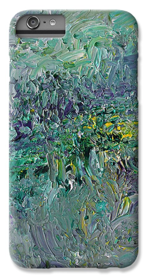 Fusionart IPhone 6 Plus Case featuring the painting Blind Giverny by Ralph White