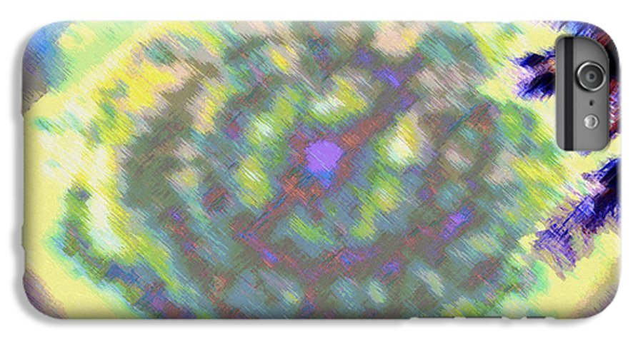 Rainbow Colors Digital IPhone 6 Plus Case featuring the photograph Waho Ka Manawa by Kenneth Grzesik