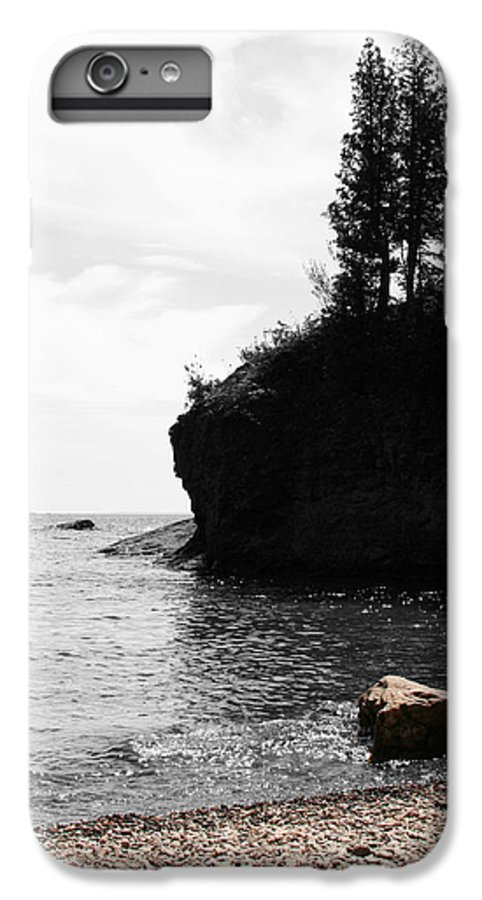 Water IPhone 6 Plus Case featuring the photograph Water's Edge by Dylan Punke