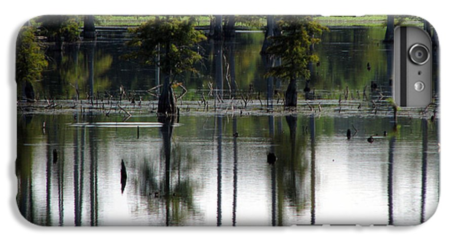 Wetlands IPhone 6 Plus Case featuring the photograph Wetland by Amanda Barcon
