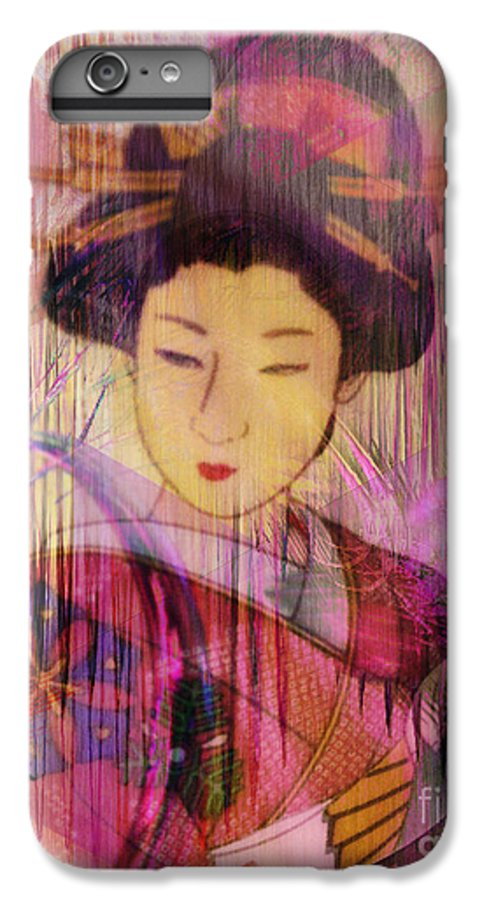 Willow World IPhone 6 Plus Case featuring the digital art Willow World by John Beck