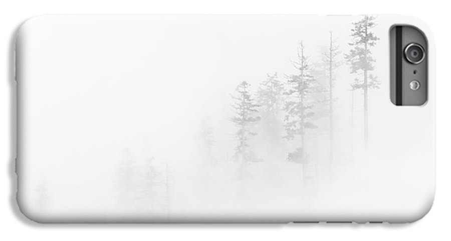 Winter IPhone 6 Plus Case featuring the photograph Winter Veil by Mike Dawson