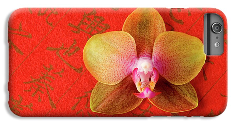 Orchid IPhone 6 Plus Case featuring the photograph Wishes Come True by Julia Hiebaum