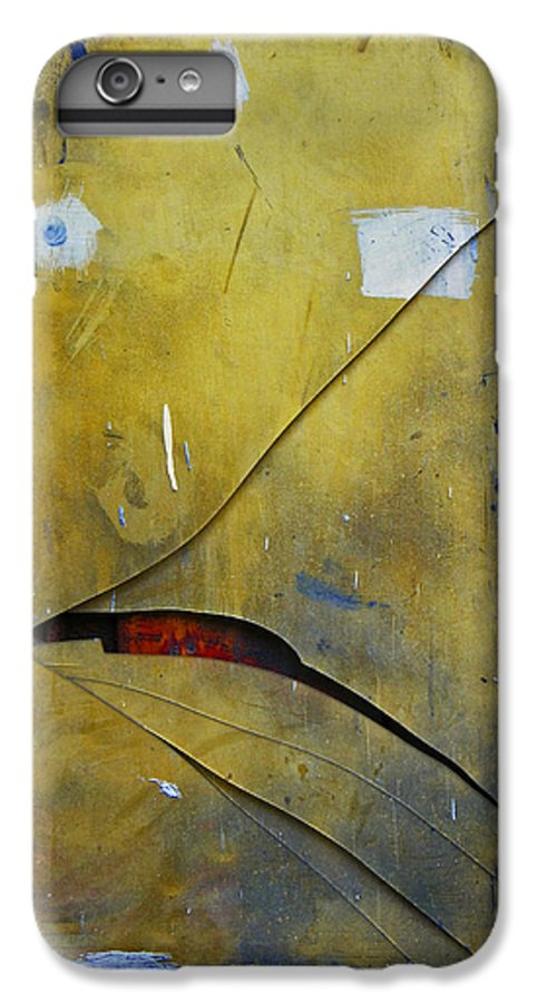 Abstract IPhone 6 Plus Case featuring the photograph Xalapa Miro by Skip Hunt