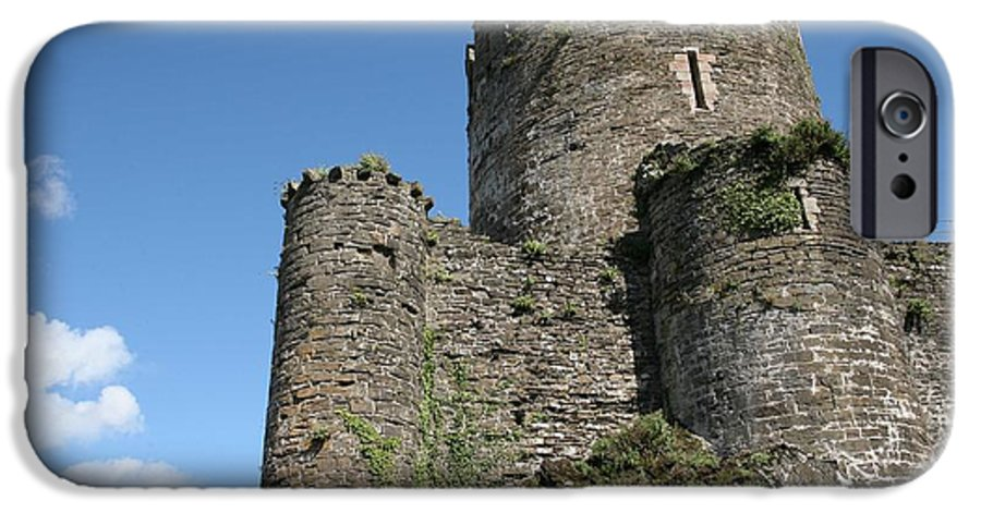 Castles IPhone 6s Case featuring the photograph Conwy Castle by Christopher Rowlands